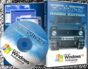 indows XP Professional SP3 PLUS (X-Wind) by YikxX, RUS, VL