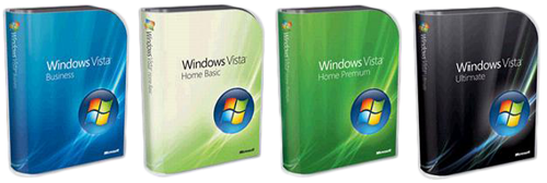 Microsoft Windows Vista with SP2 x86 x64 Оригинальные MSDN образы (2009)