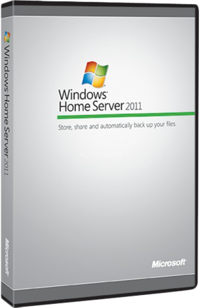 Windows Home Server 2011 RU [MSDN]
