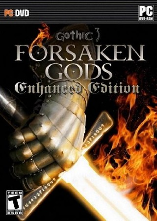 Gothic 3 - Отвергнутые боги / Gothic 3 - Forsaken Gods. Enhanced Edition (2008) PC | Repack