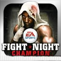 Fight Night Champion /Fighting [2011] iPhone/iPod Touch