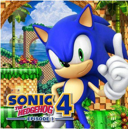 Sonic The Hedgehog 4™ Episode I [2010] iPhone / iPod