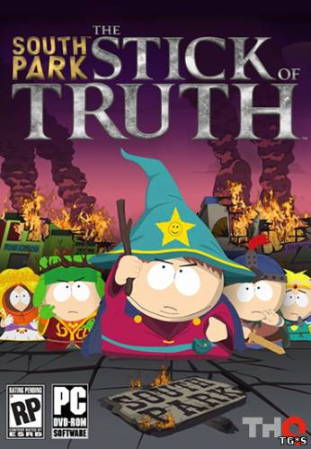 South Park: Stick of Truth (2014/PC/RePack/Rus) by =Чувак=