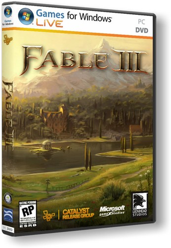 Fable 3 (2011) PC | RePack от R.G. Catalyst