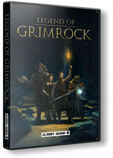 Legend Of Grimrock [v 1.3.7] (2012) PC | RePack от R.G. Catalyst